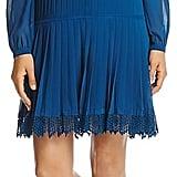 Tory Burch Sydney Pleated Shirt Dress