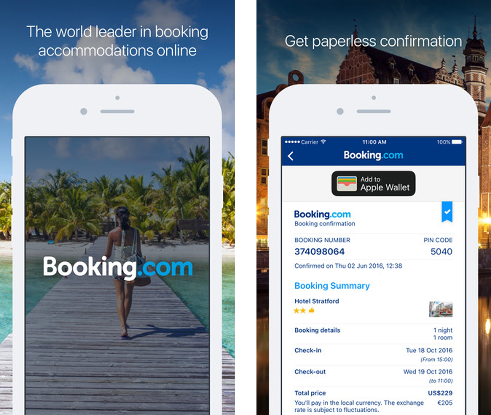Booking com | 6 Free Money-Saving Travel Apps You Need to