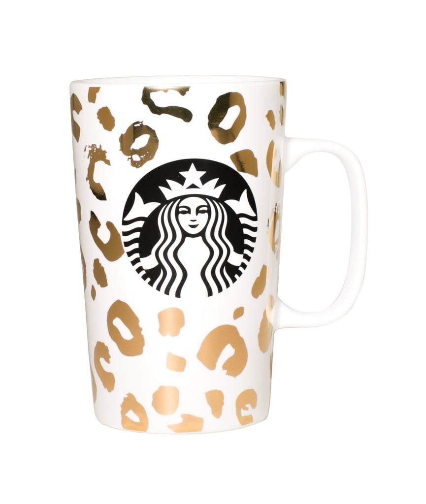 Starbucks® Dot Collection 2015 – Cheetah ($13) | The Best Items From ...
