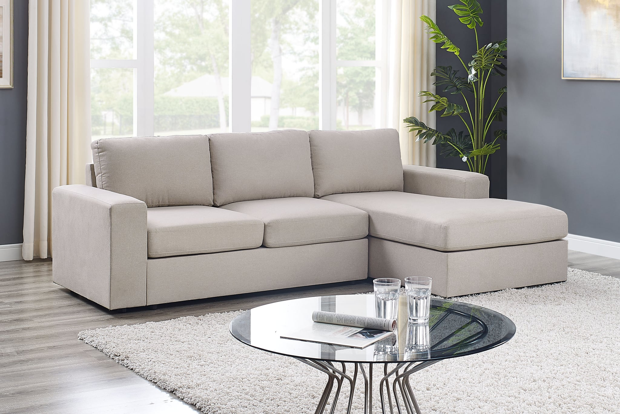 Best And Most Comfortable Sectional Sofas Popsugar Home,Small Living Room Furniture Arrangement Ideas