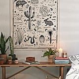 Desert Species Reference Chart Tapestry