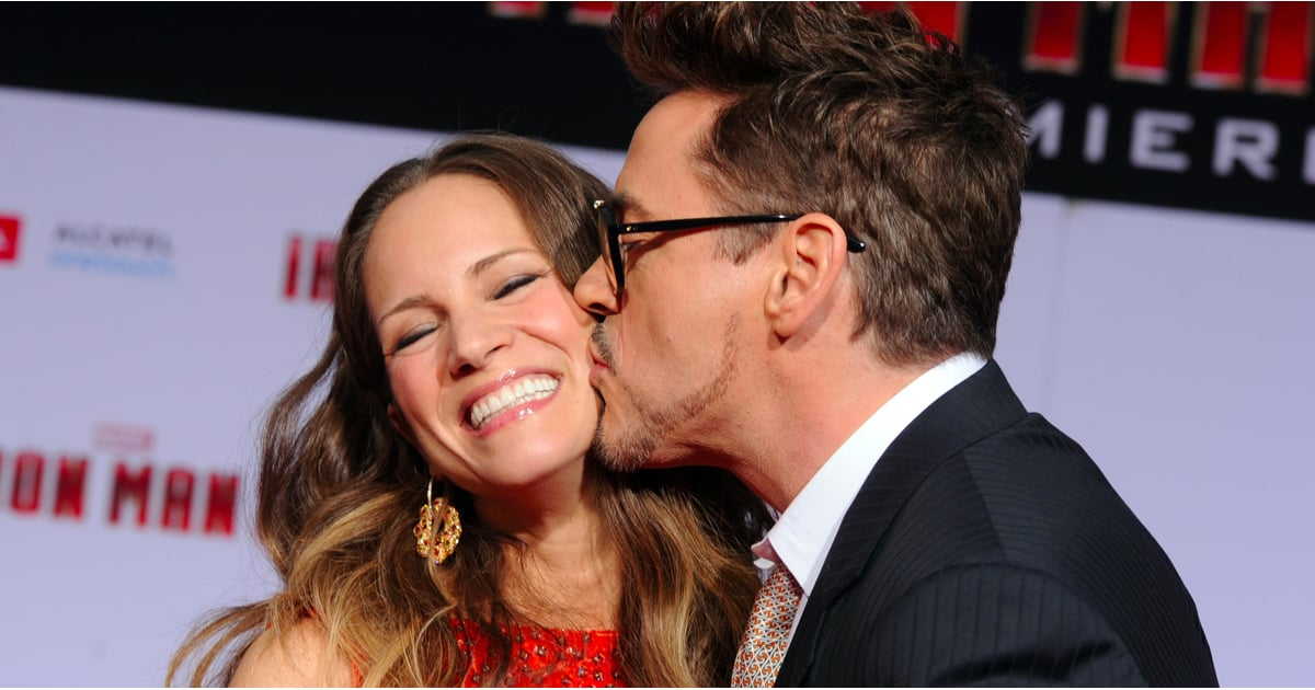 Robert Downey Jr. and His Wife Pictures | POPSUGAR ...