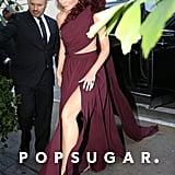 Gwyneth Paltrow Giambattista Valli Dress at Engagement Party