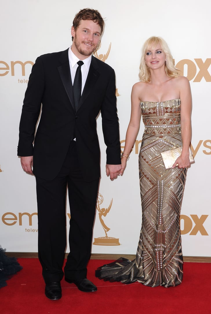 When Their 2011 Emmy Awards Outfits Were The Definition Of Classy And Classic Chris Pratt And