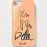 Tres Belle iPhone 5 Case