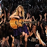 2009 — Taylor Swift
