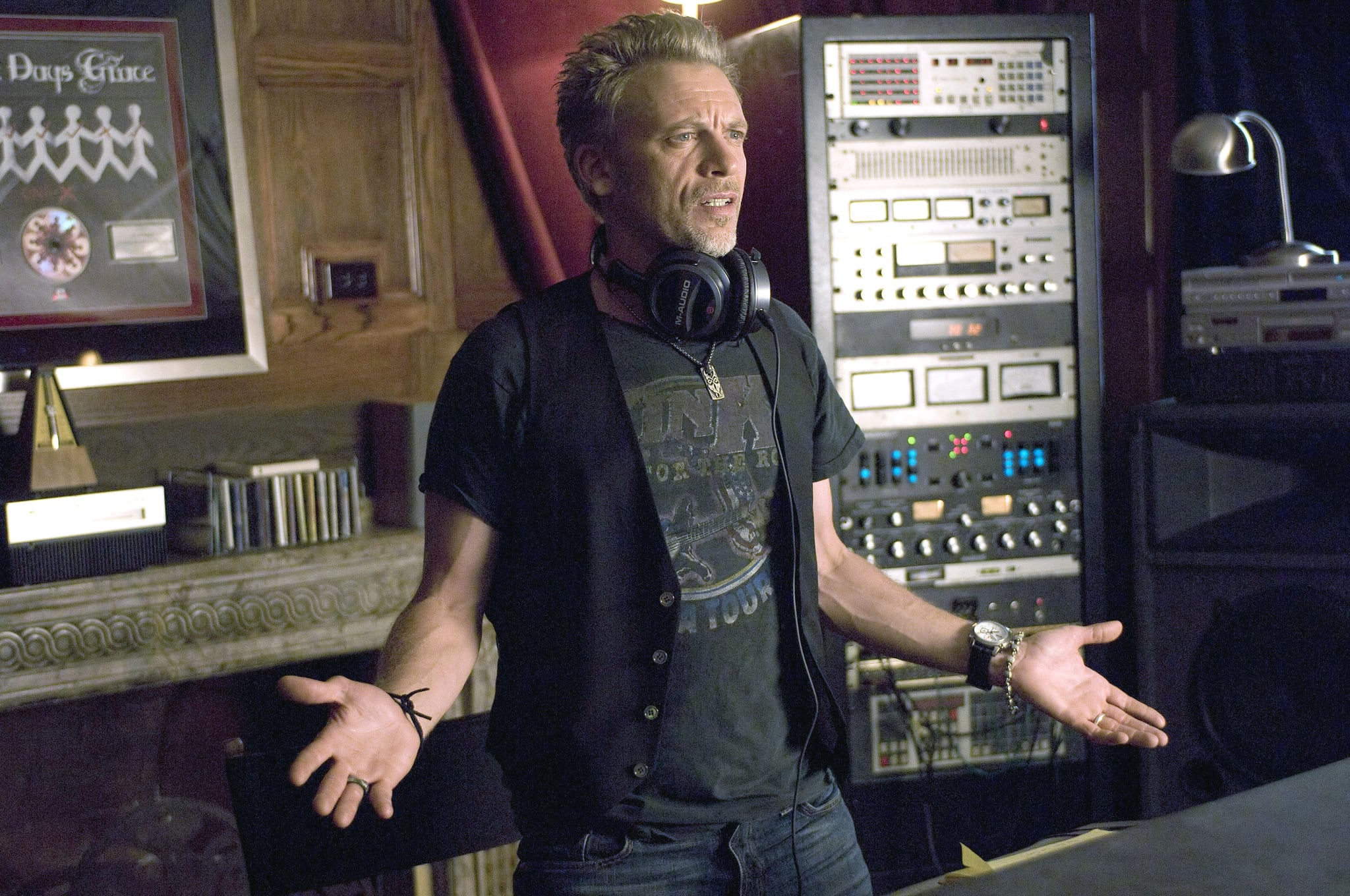 CALIFORNICATION, Callum Keith Rennie , 'In a Lonely Place', (Season 2, November 9, 2008), 2007-,. Photo: Randy Tepper /  SHOWTIME / courtesy everett collection