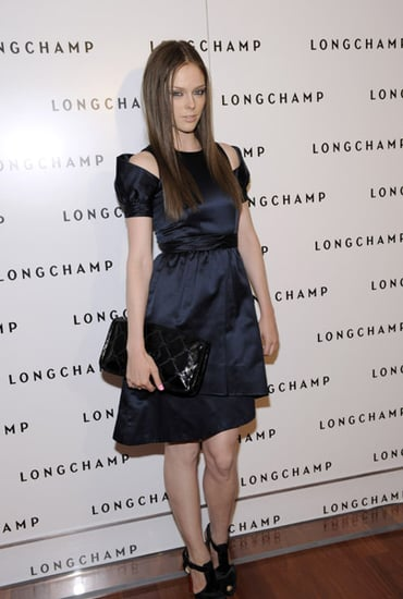 Coco Rocha Gives Her Best Come Hither