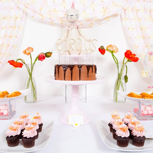 A Pink Circus Party