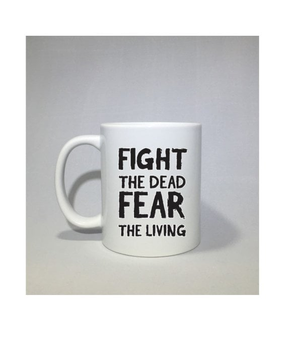 Gifts For The Walking Dead Fans