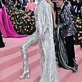 Gigi Hadid Makeup Met Gala 2019