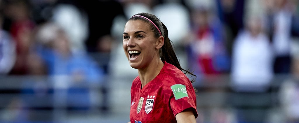 Alex Morgan Ties Record For Most Goals in a World Cup Game