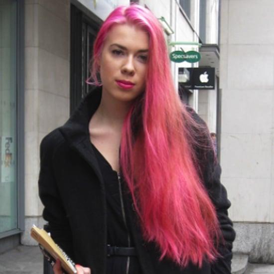 Unique Beauty Looks from London Fashion Week