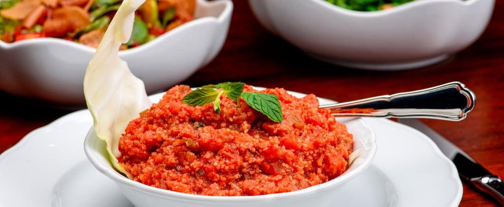 سلطة البرغل الأرمنية، وجبة مثاليّة لإضفاء نكهة مميّزة لا تُنسى على إفطاركم الرمضانيّ