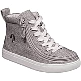 Zip Around High Top Sneaker