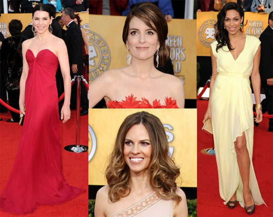 That's a Wrap For the 2011 SAGs — Catch Up on All the Fashion, Beauty, and More!