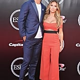 Jessie James and Eric Decker at the ESPYs 2016 | Pictures