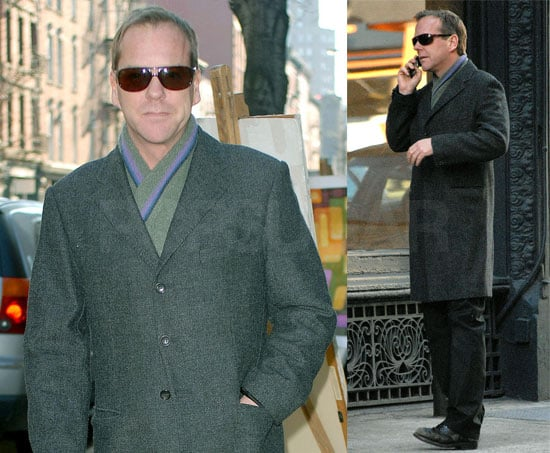Kiefer Sutherland Out of Jail