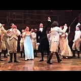 "The Cast of Hamilton Dances to ""Let's Go Crazy"""