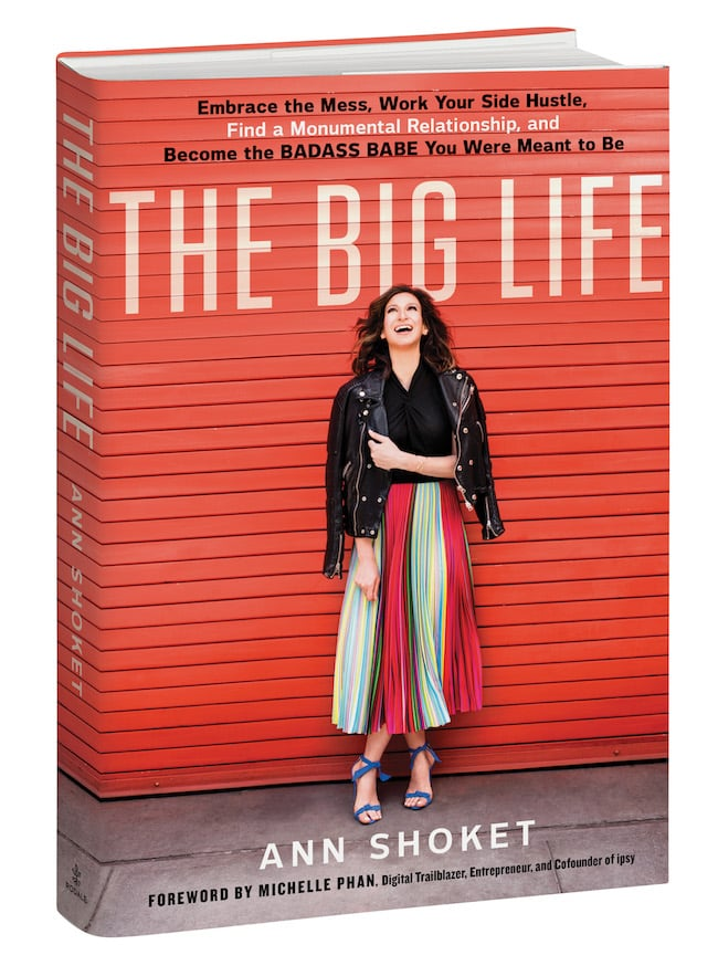 The Big Life by Ann Shoket (March 14)
