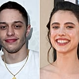 Pete Davidson and Margaret Qualley