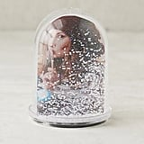 "Urban Outfitters 4"" Snowglobe Picture Frame"