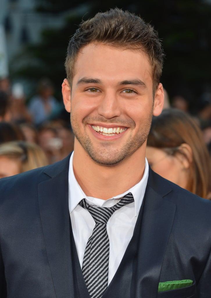 Ryan Guzman's Sexy Smile