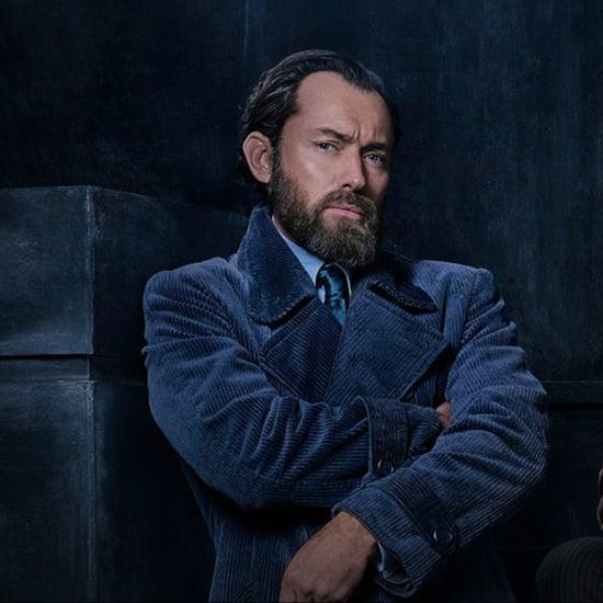 Jude Law as Albus Dumbledore | Picture