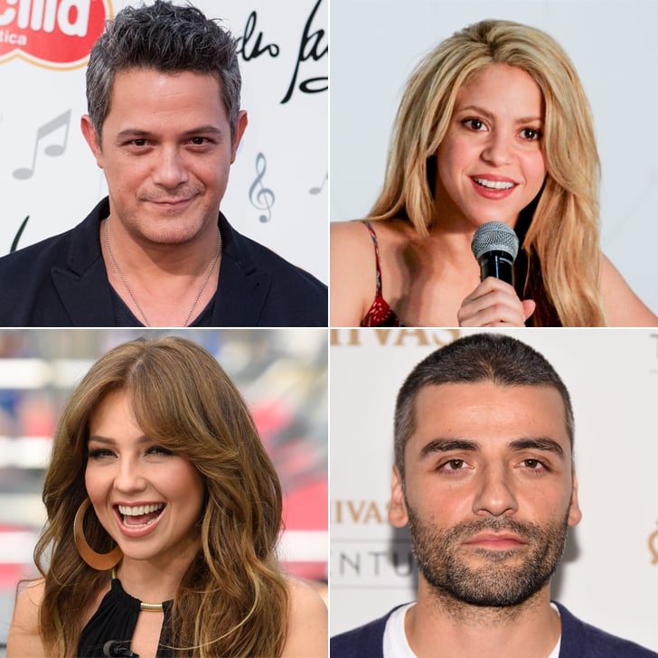 Latino Celebrities' Real Names