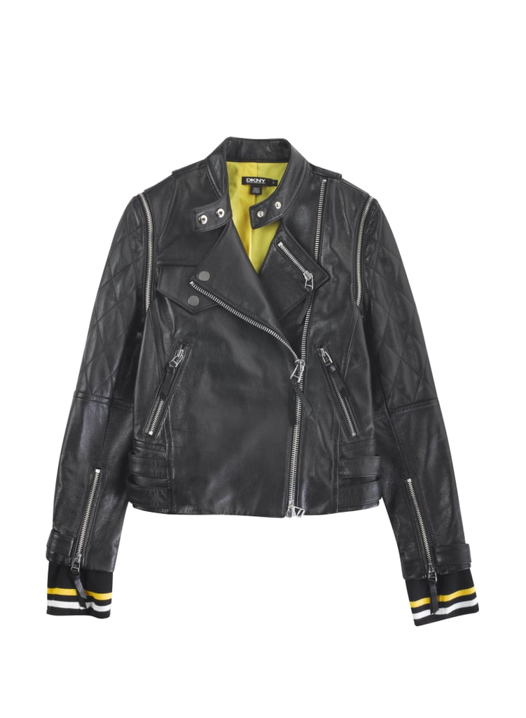 CARAD4DKNY Leather Jacket