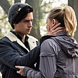 Jughead and Betty From Riverdale