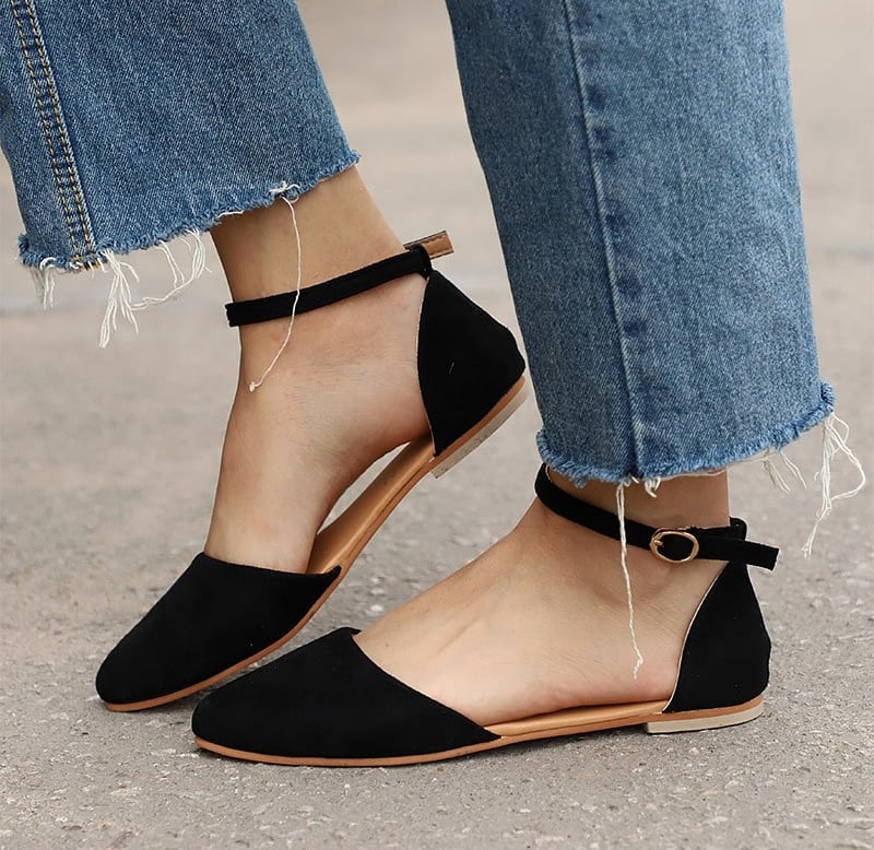 Bye-Bye Heels, These 10 Flats from Walmart Are Comfy and Less Than $25