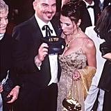 Billy Bob Thornton and Pietra Dawn Cherniak