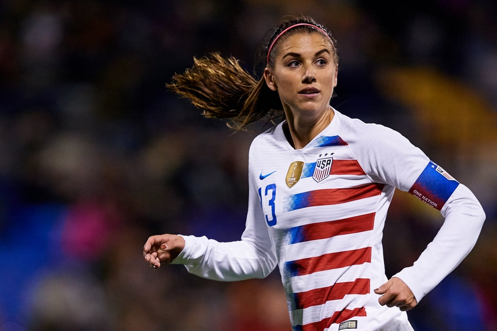 size 40 702dc c94bd Who Is Alex Morgan? | POPSUGAR Fitness
