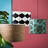 Lampshades that are perfect for a low-cost room upgrade ($14-$25)!