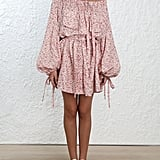 Zimmerman Radiate Skater Shirt Dress