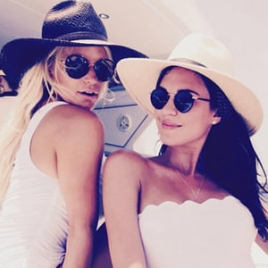 Odette Annable Summer Vacation Pictures July 2015