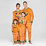 Pumpkin Halloween Family Pajamas Collection
