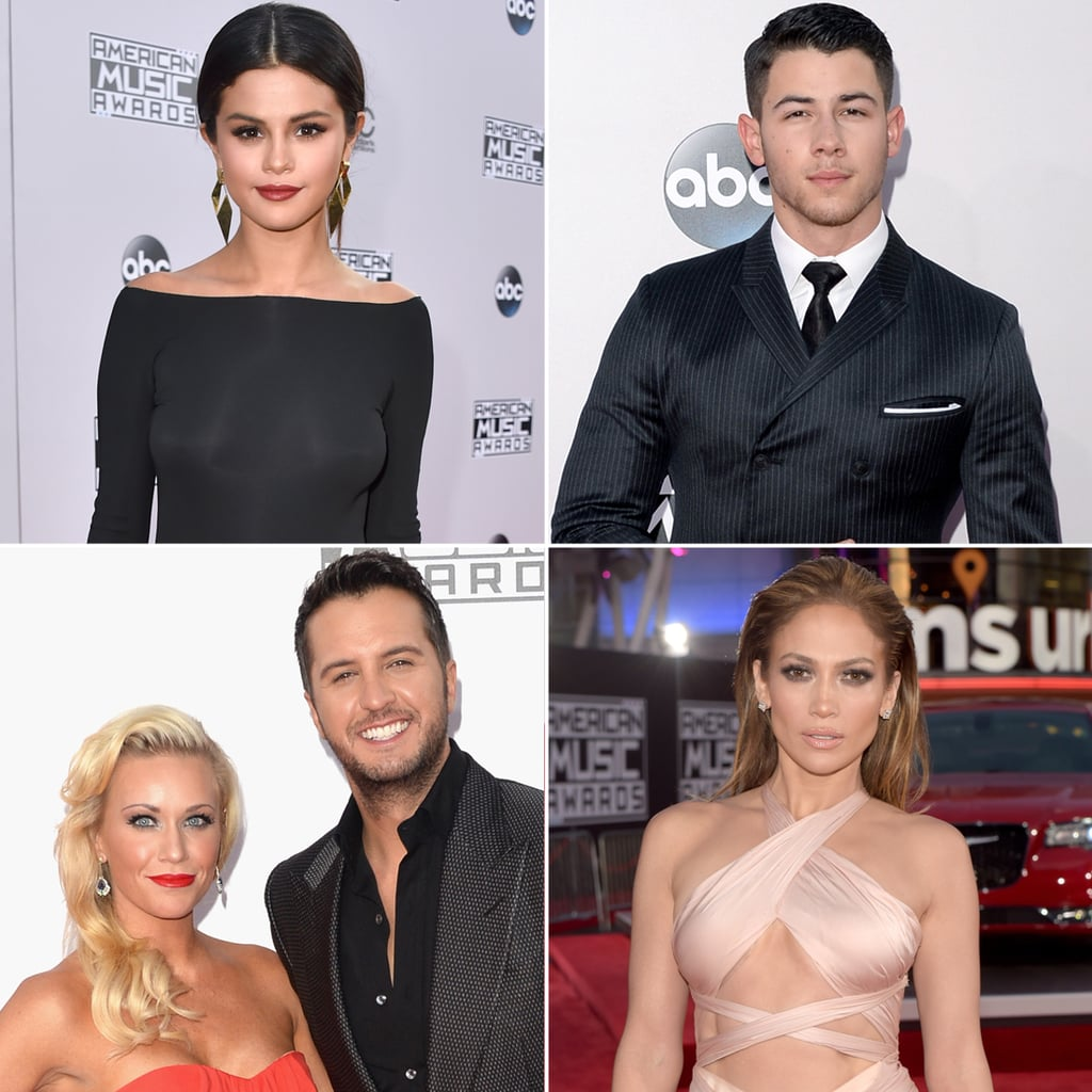 See All the Sexy Stars on the Red Carpet of the American Music Awards!