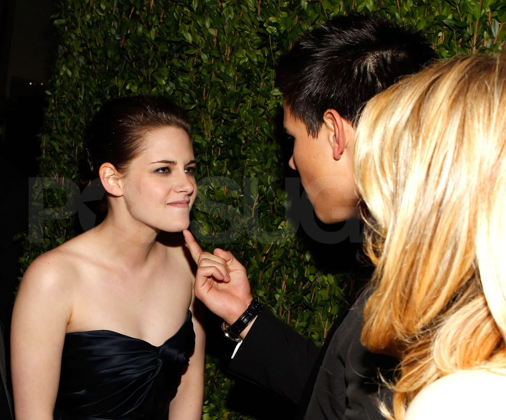 Photos of Kristen Stewart at VF
