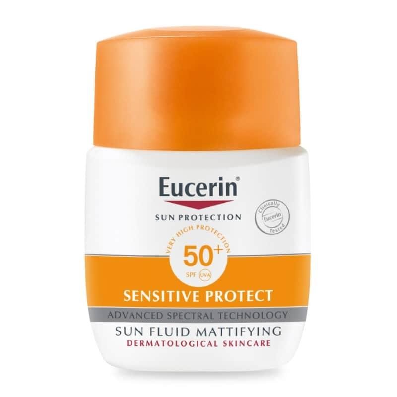 Eucerin Sun Face Mattifying Fluid SPF50+