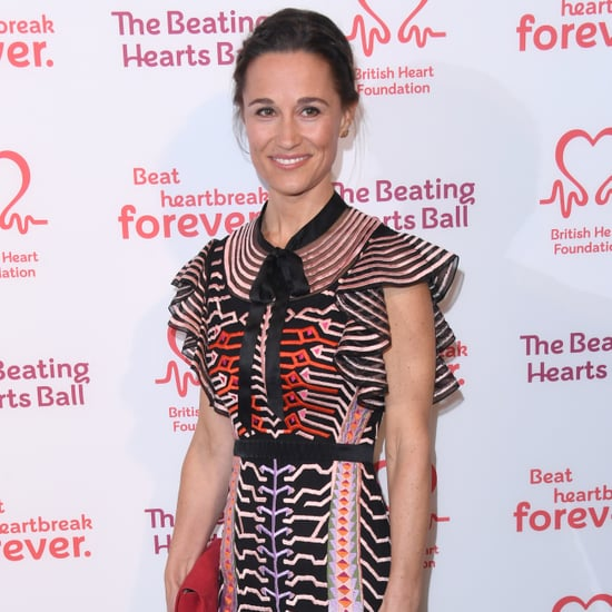 Pippa Middleton at 2019 British Heart Foundation Ball