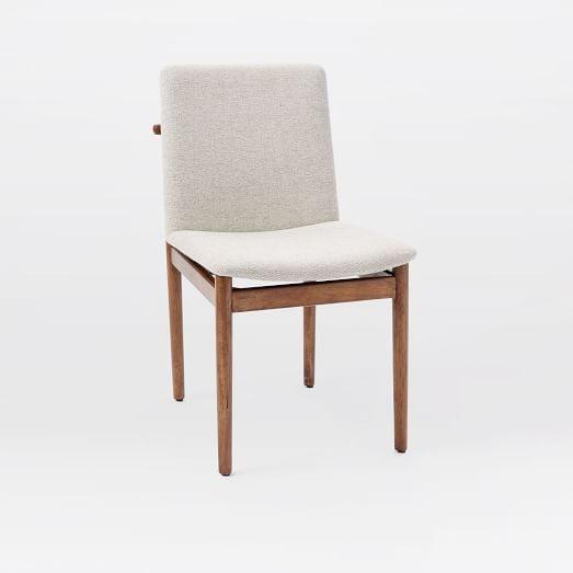 Celeste: Framework Upholstered Dining Chair