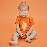 Blohsh Onesie in Orange