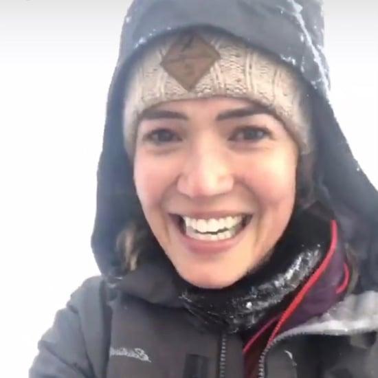 Mandy Moore Climbs Mt. Kilimanjaro 2018
