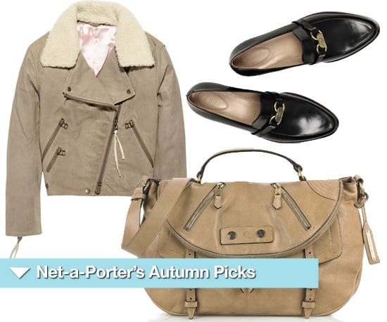 Net a Porter Autumn 2010 Must Have Items