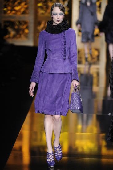 Paris Fashion Week: Christian Dior Fall 2009