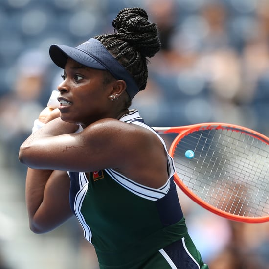 """Sloane Stephens Doesn't Deserve Racist Messages From """"Fans"""""""