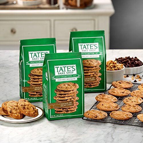Tate's Bake Shop Thin & Crispy Cookies (3-Pack)