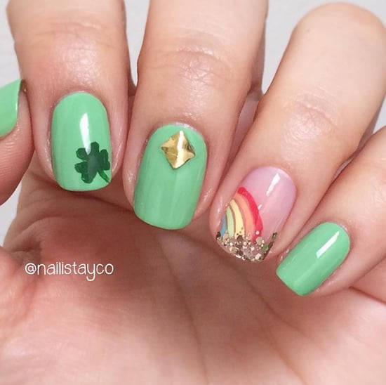 Best St. Patrick's Day Nail Art From Instagram